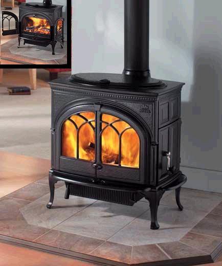 how to keep wood burner glass clean