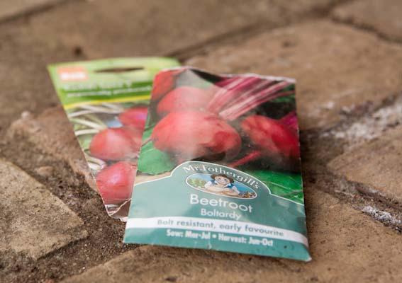 Radish & Beetroot Seeds