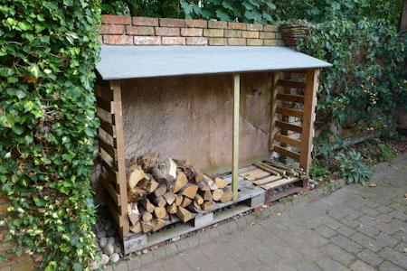 Pallet Log Store-5